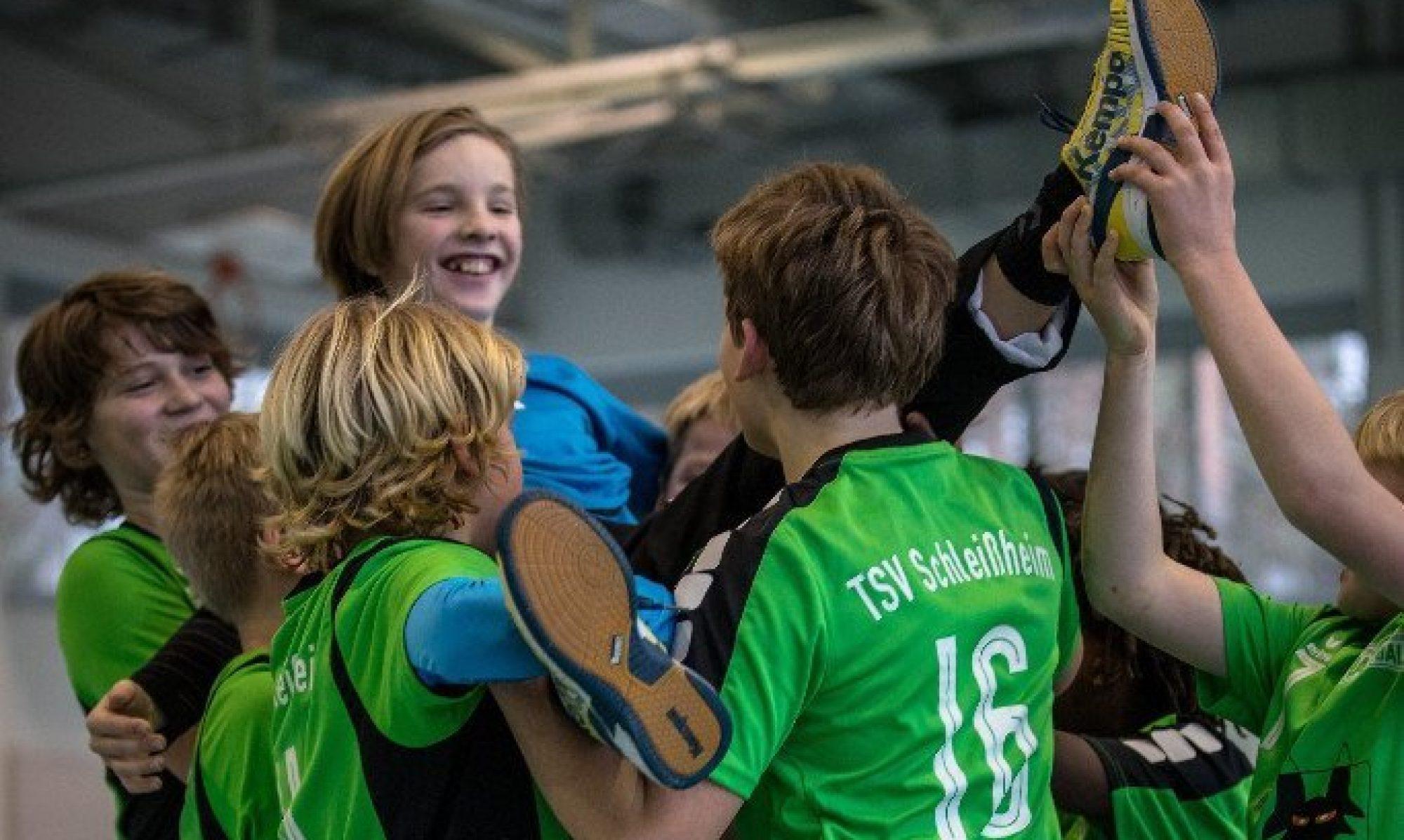 Förderkreis des Handballsports in Schleißheim eV